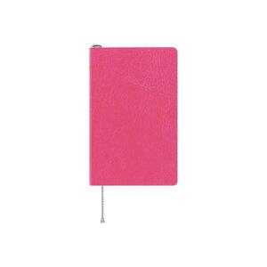 ダイゴー  手帳  すぐログ  IDEA (しおり付き鉛筆付き)ピンク  A1287 ドット入り ノート 小さいノート ポケットサイズ かわいい 可愛い 大人可愛い おしゃれ 文房具