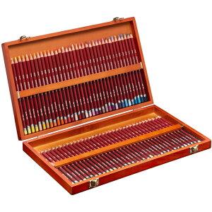 ダーウェント 色鉛筆 パステルペンシル 2300343 72色セット ウッドボックス DERWENT 水彩 えんぴつ いろえんぴつ 木箱入り プレゼント おしゃれ 色塗り 色ぬり 大人の塗り絵 画材