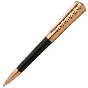 デュポン ボールペン リベルテ ブラックナチュラル ラッカー&ピンク ゴールド 465601 S.T.Dupont プレゼント 男性 女性 おしゃれ 高級ボールペン 高級筆記具 高級