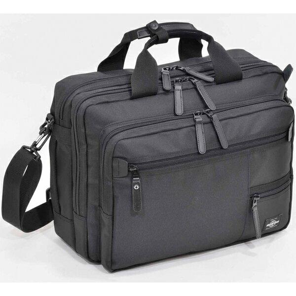 【ビジネスバッグ メンズ】エンドー鞄 NEOPORO ZIP 2-055 2wayビジネスブリーフ 【 プレゼント ギフト 】【万年筆・ボールペンのペンハウス】 (14000)
