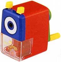 ファーバーカステル 鉛筆削り 74811 レッド スモール「ブランド」【 プレゼント ギフト 】【万年筆・ボールペンのペンハウス】 (1000)