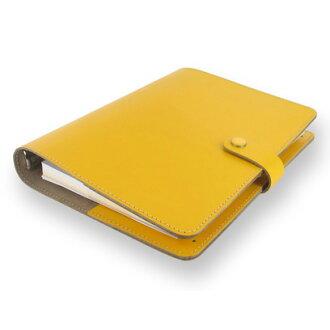 Filofax A5 size Original Personal organiser F022443 Yellow