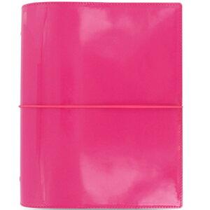 ファイロファックス A5 サイズ ドミノ システム手帳 022482 ピンク【 プレゼント 父の日 母の日 ギフト 】【 高級 人気 男性 女性 】