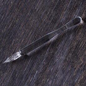 【ガラスペン】ハリオサイエンス ガラスペン 毎日使いたいガラスペン BRIDE GP-B HARIO かわいい 可愛い おしゃれ ガラス ペン 硝子ペン 硝子 透明 高級ガラスペン プレゼント