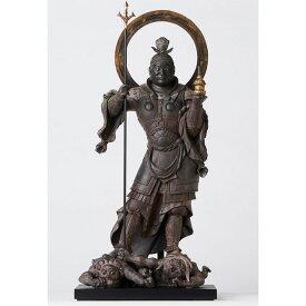 イスム S-CLASS 毘沙門天 003044 イSム 仏像 仏具 神具 彫刻 神様 像
