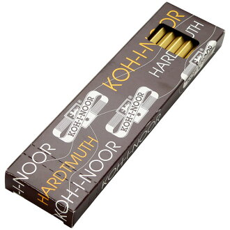 KOH-I-NOOR colored pencil Magic Pencil 3400 Gold axis 12piece set