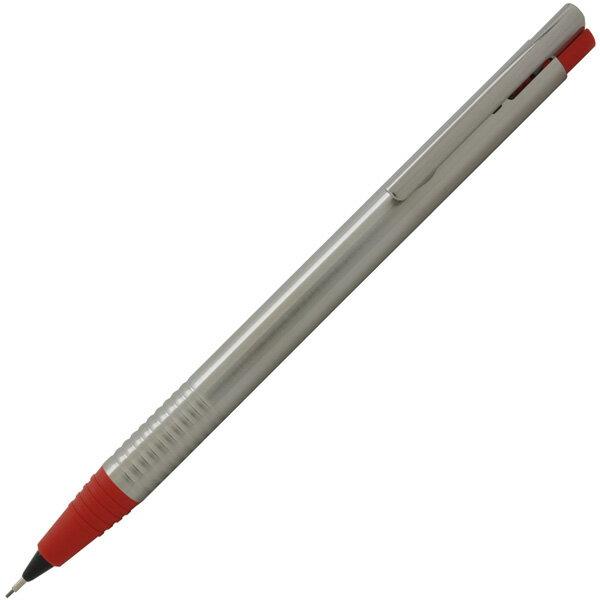 【シャーペン 名入れ】ラミー ペンシル ロゴ ステンレス X/L105RD レッド【名入れオプション有】「ブランド」【LAMY】【Mechanical pencil】【 プレゼント ギフト 】【ペンハウス楽天市場店】 (1500)