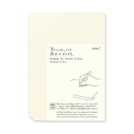 ミドリ MDペーパーパッド < A5 > 無罫 15235006 MIDORI 紙