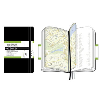 Moleskine City Notebook Europe 406364 CN004JP LONDON London(2800)