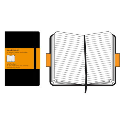 【 今だけ!ポイント10倍 】モレスキン クラシック ラージサイズ 408863 QP060JP ルールドノートブック「ブランド」「デザイン文具」【 プレゼント ギフト 】【万年筆・ボールペンのペンハウス】 (2900)