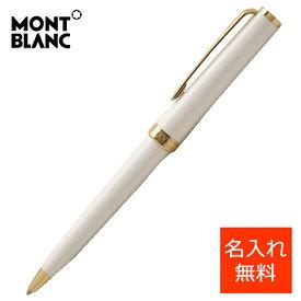 モンブラン ボールペン PIX 117659 ホワイトGT 【ペンハウス】(27500)