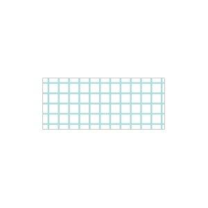 mt(マスキングテープ) 1P deco MT01D395 方眼・ミントブルー 【 プレゼント ギフト 】【ペンハウス】 (150)