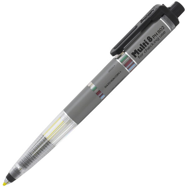 ぺんてる 芯ホルダー マルチ8 PH802【 プレゼント ギフト 】【万年筆・ボールペンのペンハウス】 (2000)