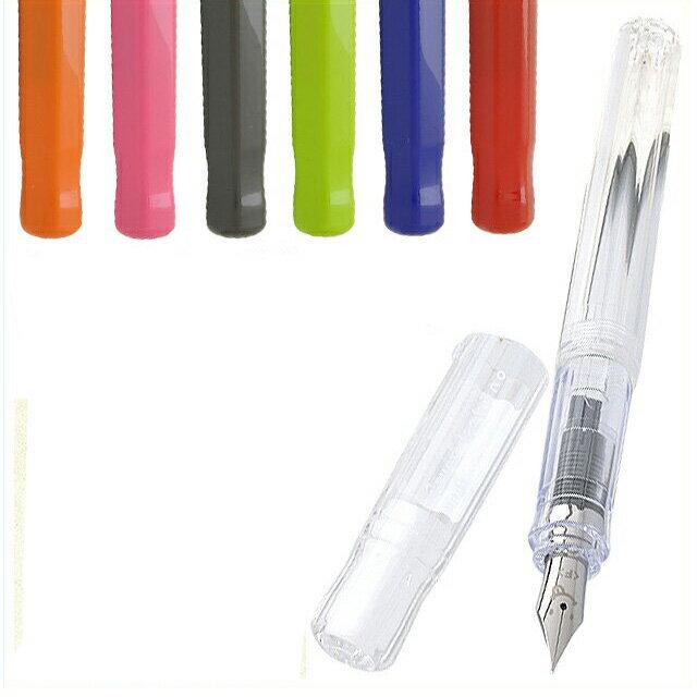 【メール便対応】パイロット 万年筆 カクノ 「ブランド」【PILOT】【 kakuno 透明軸 】【Fountain pen】【 プレゼント ギフト 】【万年筆・ボールペンのペンハウス】 (1000)