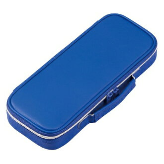 Raymay Fujii Top liner pencil case Synthetic leather Type FSB122A blue