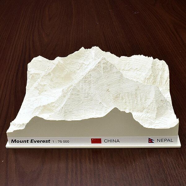 レリオラマ エベレスト スイス製精密山岳模型 5100 ホワイト 【 プレゼント ギフト 】【万年筆・ボールペンのペンハウス】 (8300)