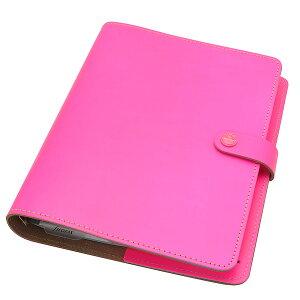 ファイロファックス A5 サイズ オリジナル システム手帳 F022439 ピンク【 プレゼント ギフト 】【 高級 人気 男性 女性 】
