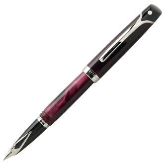 希弗钢笔 VLR VLR9356PN 钯板修剪勃艮第 (50,000)