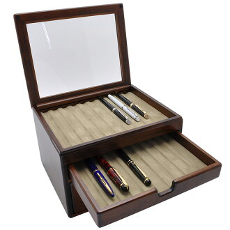 Toyooka Craft SC63 Fountain pen box