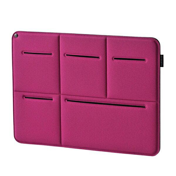トライストラムス キャリングケースSPREAD THFMM01P ピンク 「ブランド」「デザイン文具」【 プレゼント ギフト 】【万年筆・ボールペンのペンハウス】 (4500)