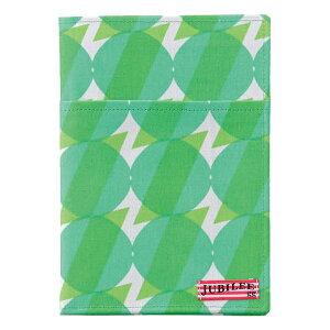 トライストラムス JUBILEEgg ノートカバー A5 THJKN01G sunnyグリーン 【 プレゼント ギフト 】【ペンハウス】 (2500)