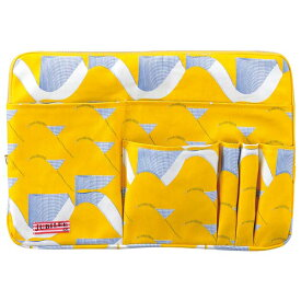 トライストラムス JUBILEEgg バッグインバッグ L THJMM01Y angelfish2イエロー 「ブランド」「デザイン文具」【 プレゼント ギフト 】【万年筆・ボールペンのペンハウス】 (4500)