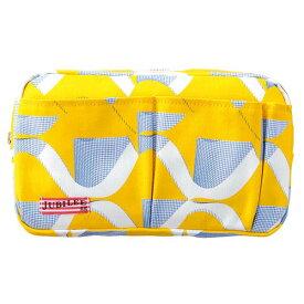 トライストラムス JUBILEEgg バッグインバッグ M THJMM02Y angelfish2イエロー 「ブランド」「デザイン文具」【 プレゼント ギフト 】【万年筆・ボールペンのペンハウス】 (3000)