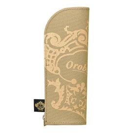トライストラムス Orobianco〈オロビアンコ〉 ペンケース スタンドラージ THVMC05K ゴールド プレゼント ギフト