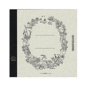 ツバメノート 10冊セット ムーミン 無地  正方形 MOM162-SET 【 プレゼント ギフト 】【ペンハウス】 (3500)【OKM5】