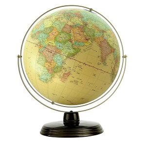 ワタナベ(渡辺教具製作所) 地球儀 卓上地球儀 WQ W-3303 行政 スチール台 【 プレゼント ギフト 】(28000)