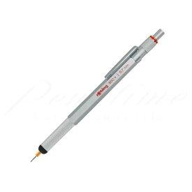 ロットリング 複合筆記具(メカニカルペンシル0.7mm・スタイラス)800+シリーズ 1900184 シルバー <8000>【名入れ有料】【ラッピング無料】【メーカー保証】