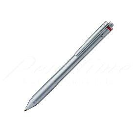 ロットリング 複合筆記具(ボールペン黒・赤・シャープ0.5mm)トリオペン 1904454 シルバー <3000>【名入れ有料】【ラッピング無料】【メーカー保証】
