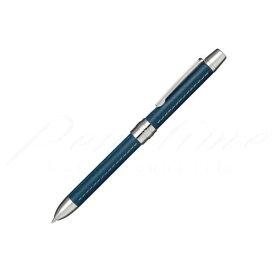 セーラー万年筆 複合筆記具(ボールペン黒・赤・シャープ0.5mm)レフィーノL(エル) 16−0319−240 ブルー <3000>【名入れ不可】【ラッピング無料】【メーカー保証】