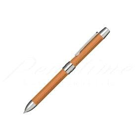 セーラー万年筆 複合筆記具(ボールペン黒・赤・シャープ0.5mm)レフィーノL(エル) 16−0319−280 ライトブラウン <3000>【名入れ不可】【ラッピング無料】【メーカー保証】