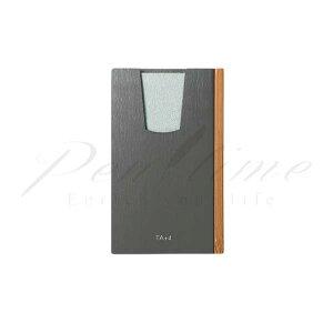 トレアジアデザイン カードホルダー バンブー SL−0502 チタンカラー <3000>【名入れ不可】【ラッピング無料】【メーカー保証】