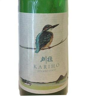 刈穂 純米吟醸 kawasemi label カワセミラベル 1800ml【秋田県】