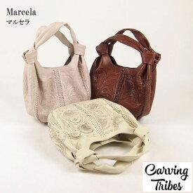 GRACE CONTINENTAL グレースコンチネンタル Marcela マルセラ 全3色 0420182511 Carving Tribes カービングトライブス カービングバッグシリーズ CTB