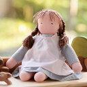 着せ替え人形 キット / 大 女の子 / ウォルドルフ人形 / アトリエ ディ・ムッター・ゾンネ 手作り セット 裁縫 おもちゃ プレゼント