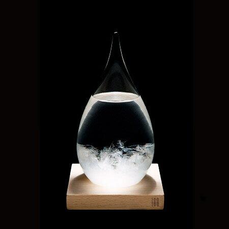 【ポイント12倍】Tempo Drop テンポドロップ / Perrocaliente ペロカリエンテ / 結晶 美しい ストームグラス 置物 オブジェ インテリア 雑貨 プレゼント ギフト