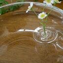 【宅急便コンパクト】 Floating Vase フローティングベース / RIPPLE リプル / 水に浮かぶ一輪挿し 花器 フラワーベース oodesign