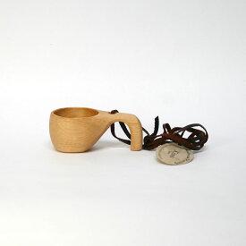 【宅急便コンパクト】北欧の幸せを運ぶカップ / KUKSA ククサ / 鳥 S / Scandinavisk Hemslojd スカンジナビアン・ヘムスロイド / 木 コップ 北欧 スウェーデン スカンジナビスク