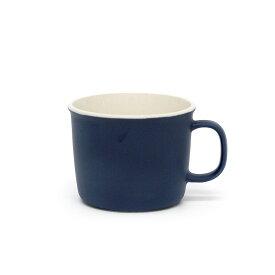 MOISCUP モイスカップ / ブルー / 100% ヒャクパーセント / 100percent 青色 あお アオ blue マット 今泉 泰昌 マグカップ 磁器 プレゼント ギフト