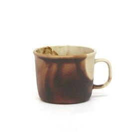 MOISCUP モイスカップ / Cafe Latte カフェラテ / 100% ヒャクパーセント / 100percent 白 茶 ブラウン ホワイト マット 今泉 泰昌 マグカップ 磁器 プレゼント ギフト マーブル