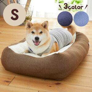 Sippole 2WAY極ふわクッション S 犬 猫 ペット ベッド クッション ふわふわ 寝やすい シンプル かわいい Sippole ペピイ PEPPY