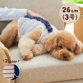 Sippole カラフルタンク 3号 犬 いぬ ウェア 洋服 ドッグウェア シンプル おしゃれ かわいい 着心地 軽量 しっぽる ペット ペピイ PEPPY
