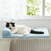 ケージ用天井ベッド枕付きブラウン猫ケージベッド日向ぼっこペットペピイPEPPY