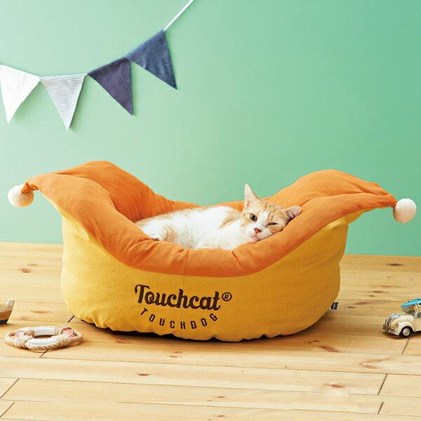 セール44%OFF ボートベッド ベッド 猫 イエロー レッド オレンジ 2018夏