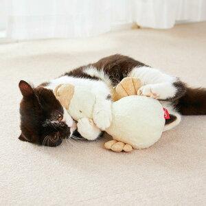 オーガニックコットン キャット ガーコ Lサイズ 猫おもちゃ 国産 綿 オーガニック 安心 安全 ペット ペピイ PEPPY