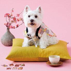 セール 蓄熱ちゃんちゃんこ 4号 犬 猫 ウェア 服 コスプレ 秋 冬 あったか 寒さ対策 和 着せやすい かわいい ペット ペピイ PEPPY