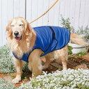 クーリングコート 5号 犬 ウェア コート ひんやり クール 夏用ウェア 小型犬 中型犬 大型犬 暑さ対策 熱中症対策 お…